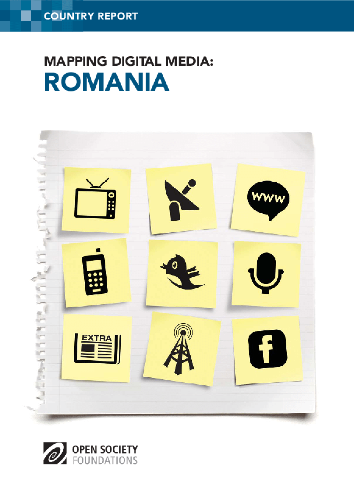 Mapping Digital Media: Romania
