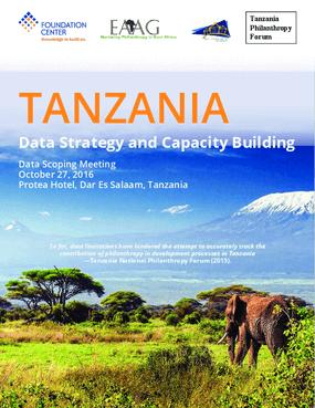 Tanzania: Data Strategy And Capacity Building