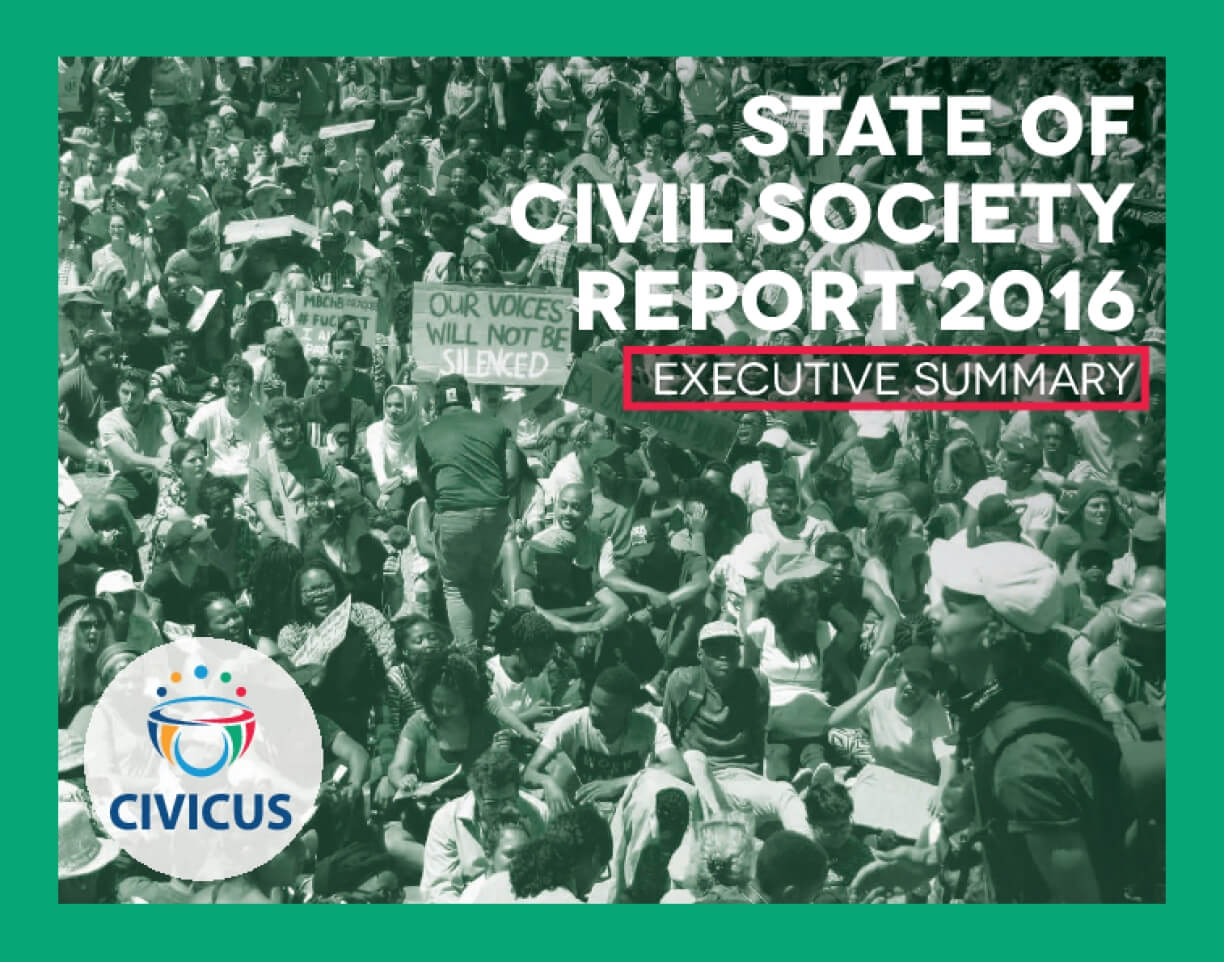 State of Civil Society Report 2016