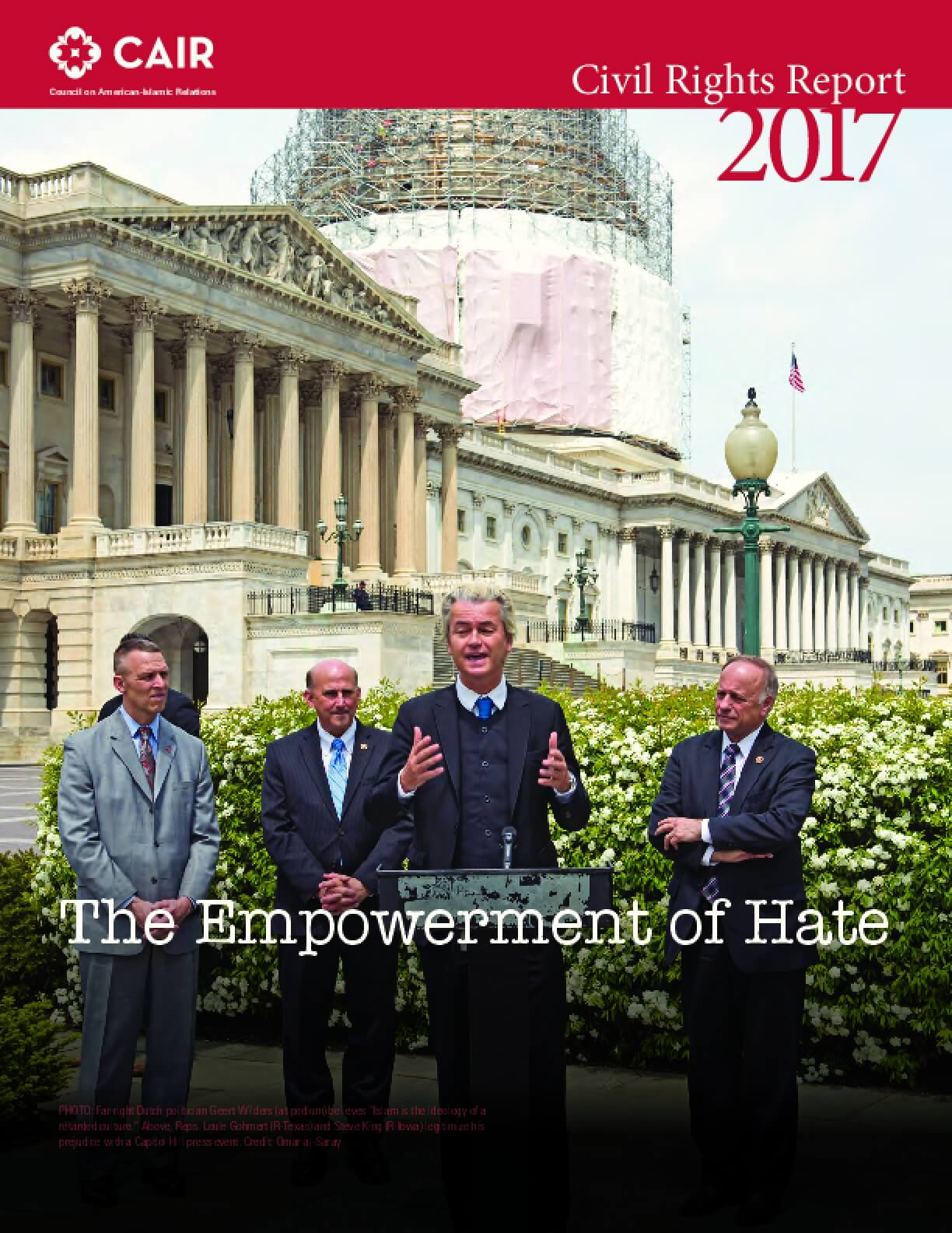 The Empowerment of Hate