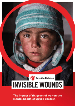 Invisible Wounds: The Impact of Six Years of War on the Mental Health of Syria's Children
