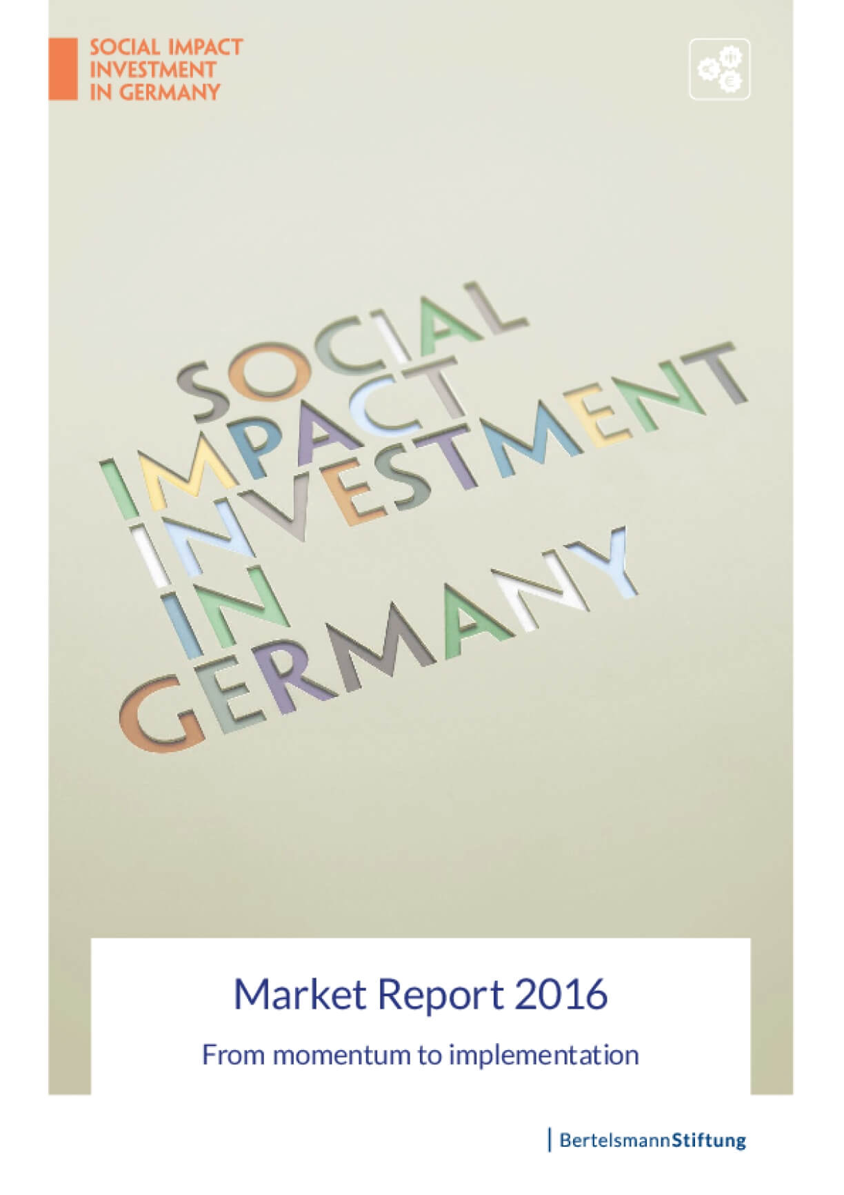 Social Investment in Germany: From Momentum To Implementation