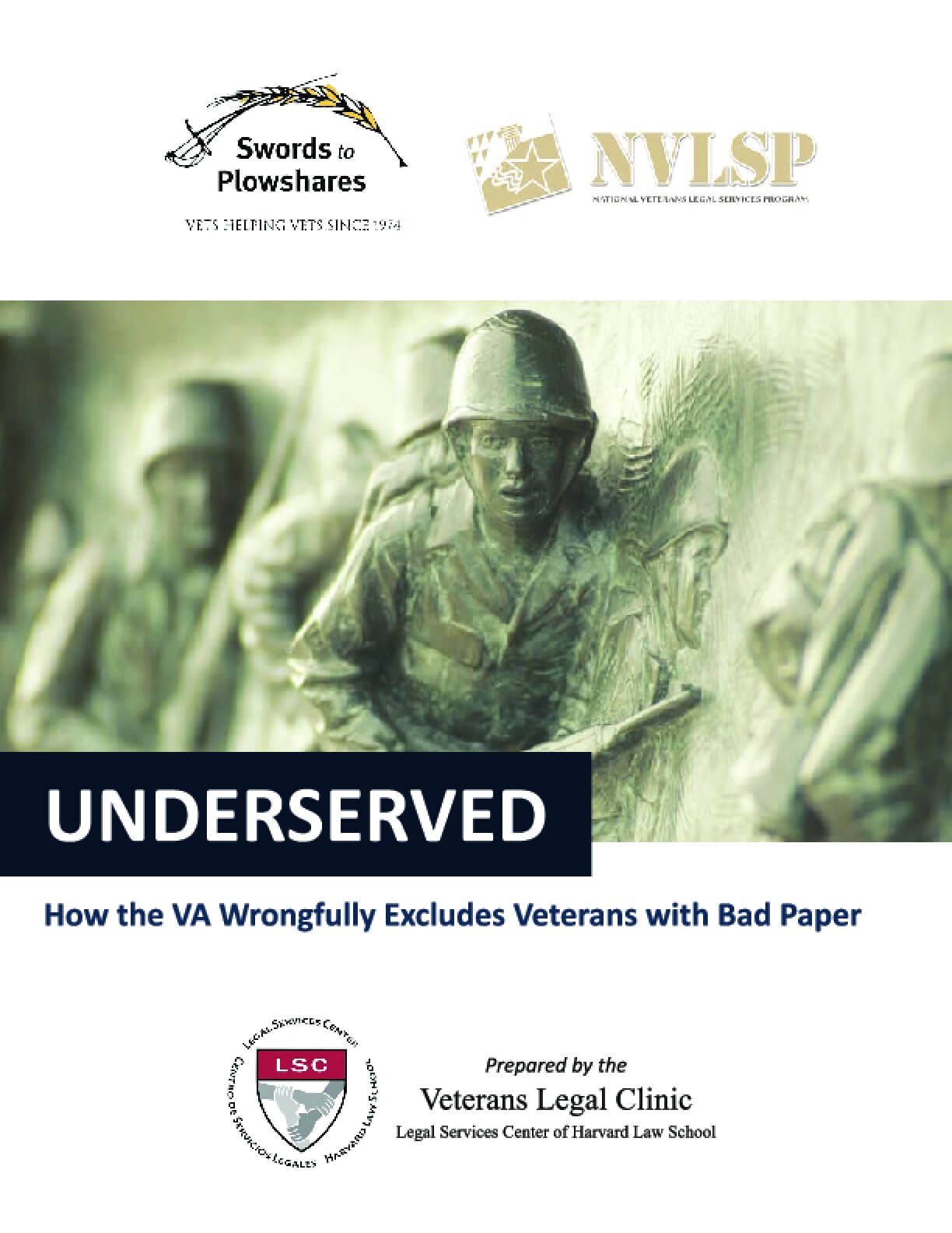 Underserved: How the VA Wrongfully Excludes Veterans with Bad Paper