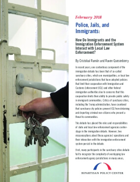 Police, Jails, and Immigrants: How Do Immigrants and the Immigration Enforcement System Interact with Local Law Enforcement?