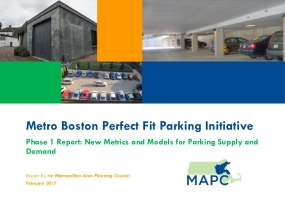 Metro Boston Perfect Fit Parking Initiative