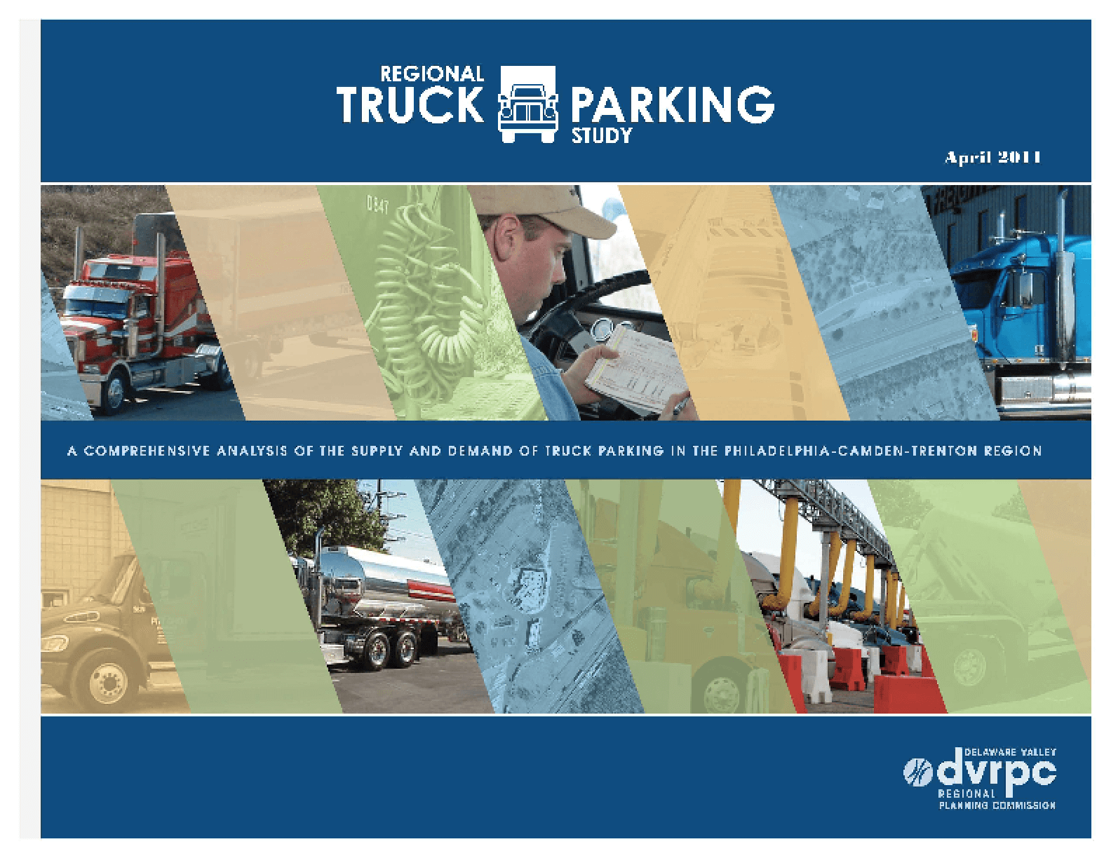 Delaware Valley Truck Parking Study