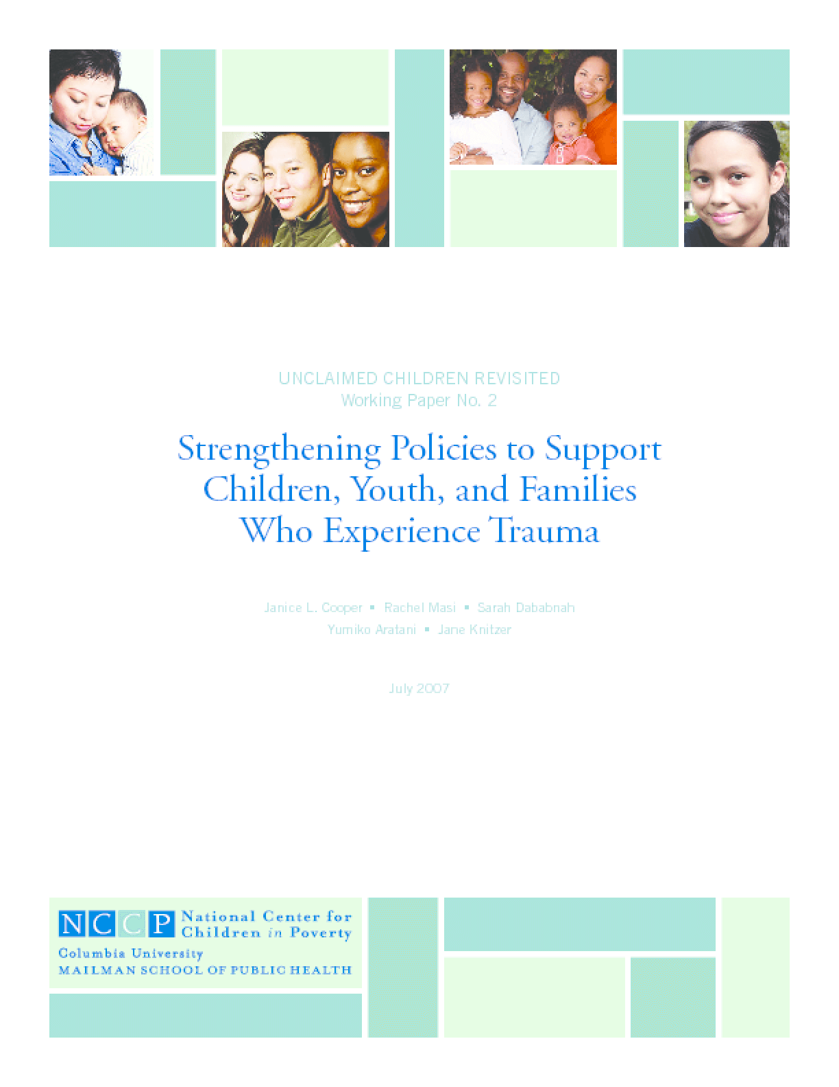 Strengthening the Safety Net: Bay Area Philanthropy's Response & Early Lessons