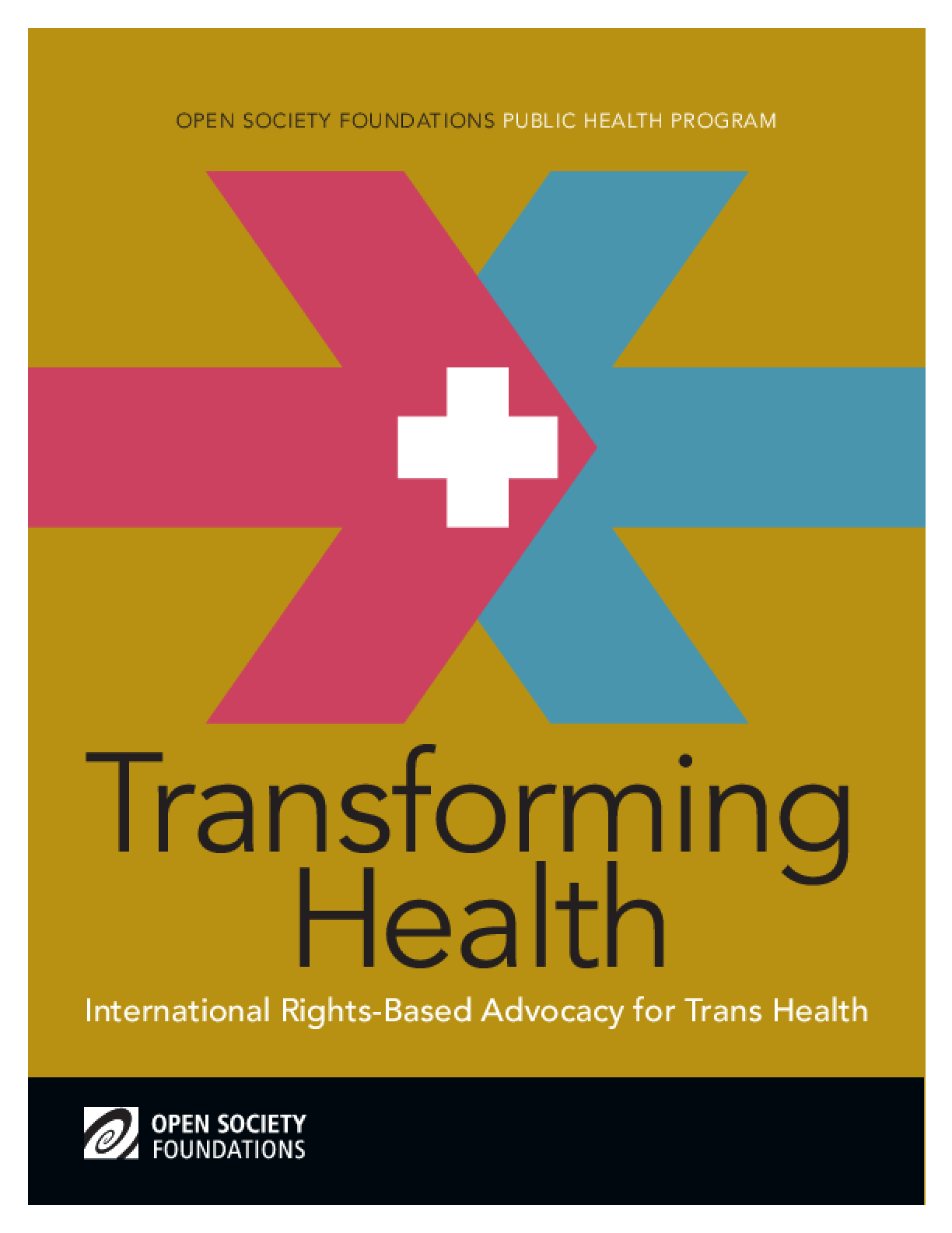 Transforming Health: International Rights-Based Advocacy for Trans Health