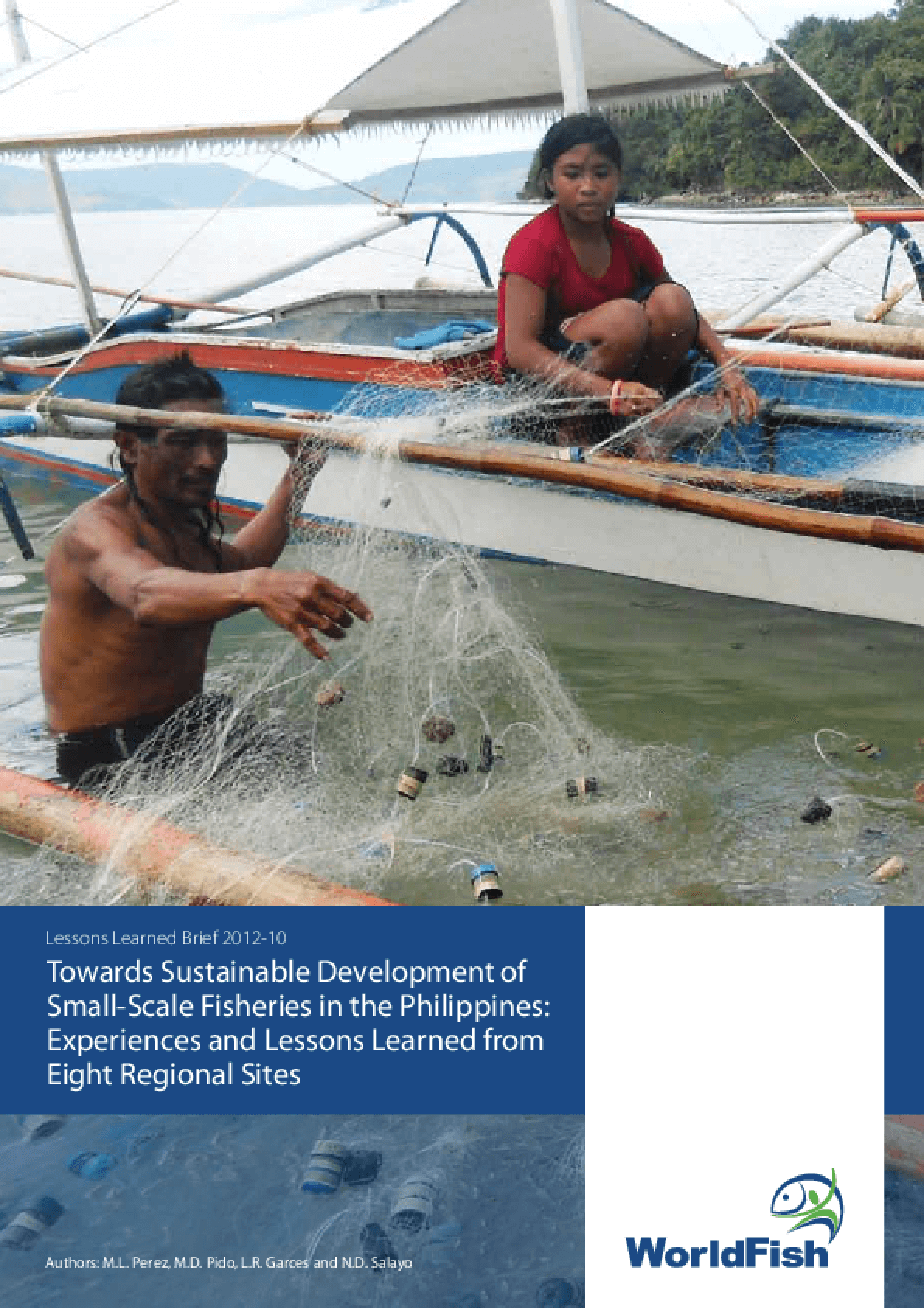 Towards Sustainable Development of Small-Scale Fisheries in the Philippines: Experiences and Lessons Learned from Eight Regional Sites