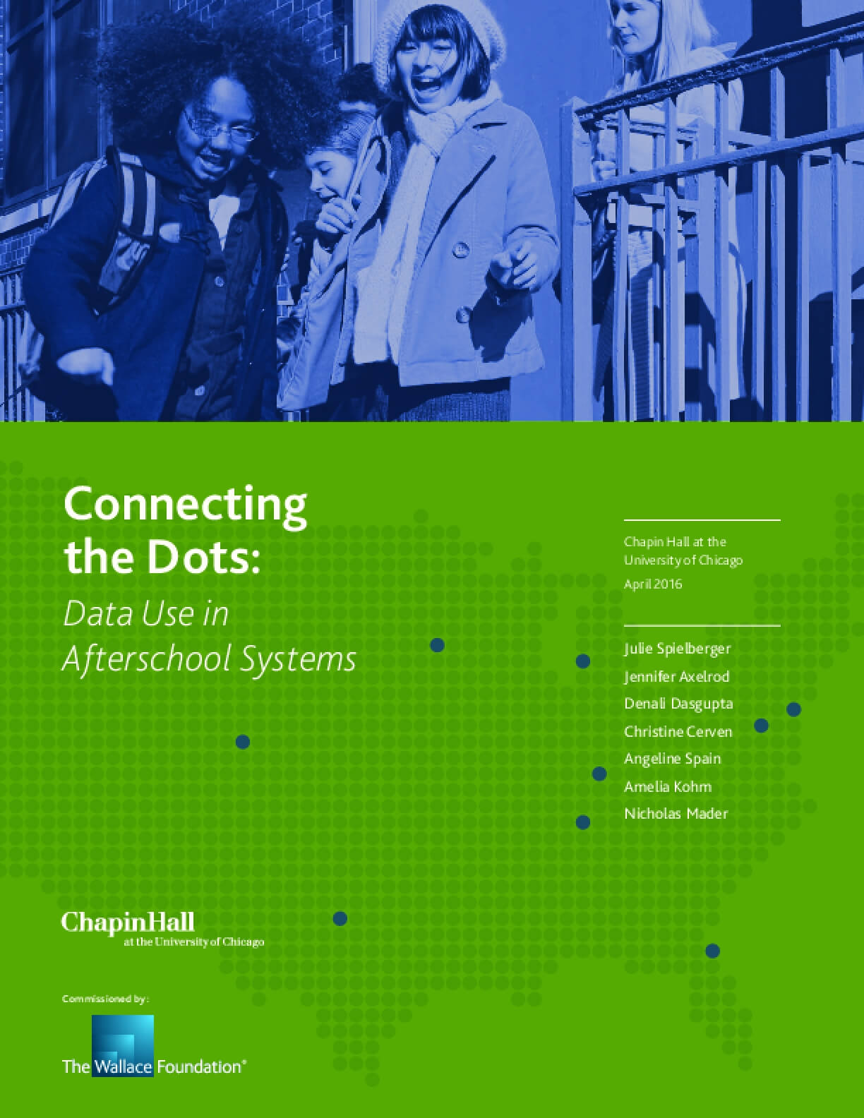 Connecting the Dots: Data Use in Afterschool Systems