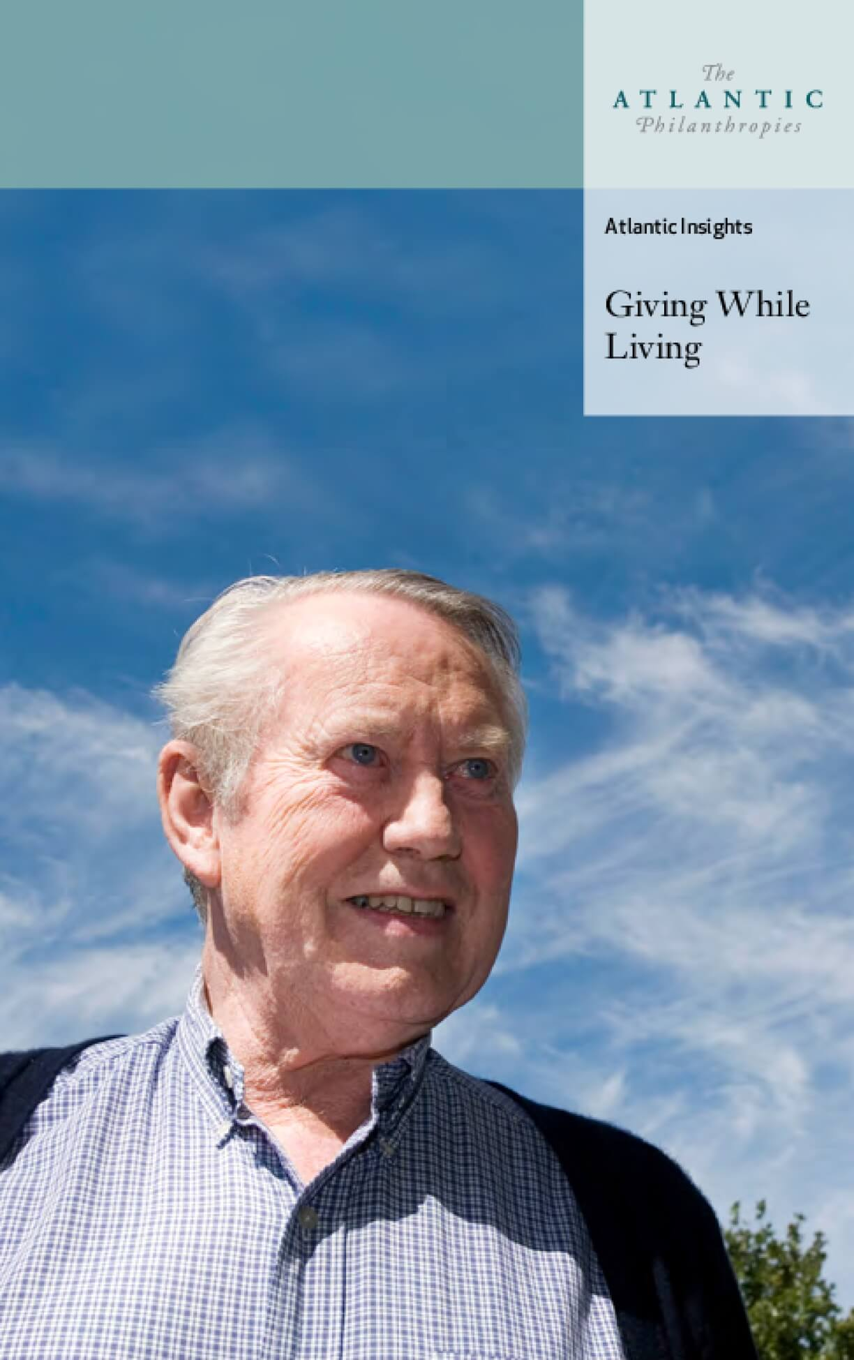 Atlantic Insights: Giving While Living