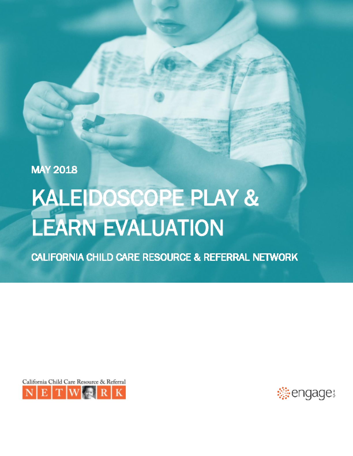 Kaleidoscope Play & Learn Evaluation