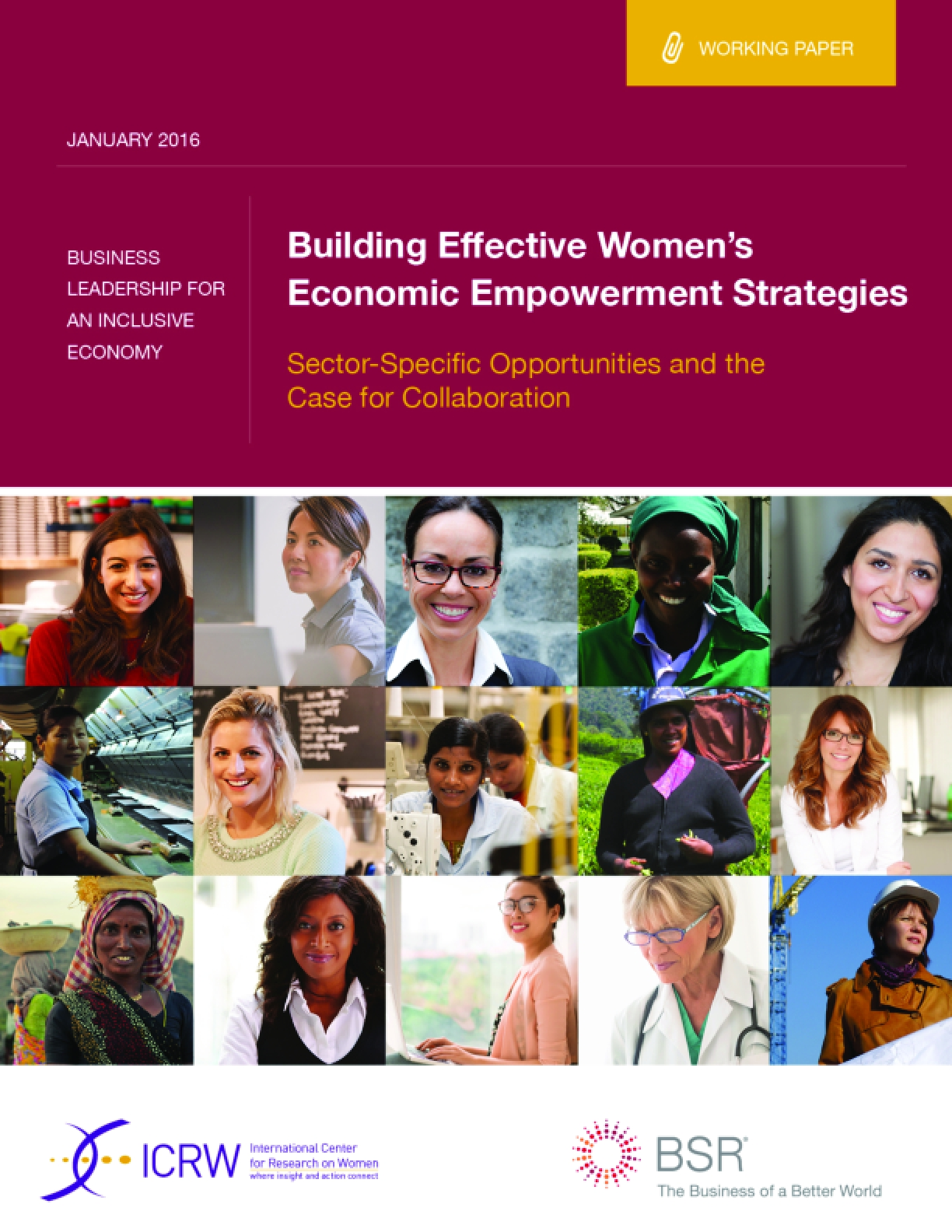 Building Effective Women's Economic Empowerment Strategies