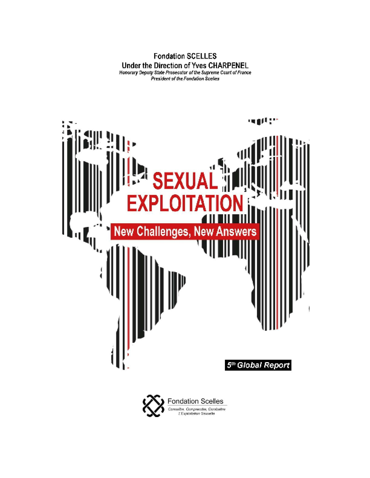 Sexual Exploitation : New Challenges, New Answers : 5th Global Report
