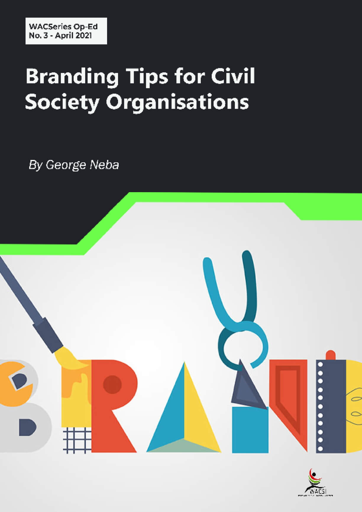 Branding Tips for Civil Society Organisations