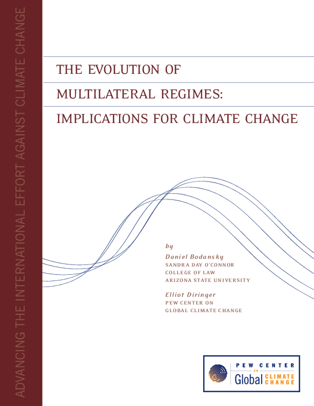 The Evolution of Multilateral Regimes: Implications for Climate Change